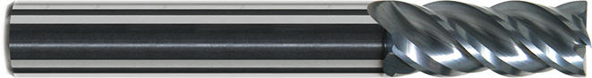 EC404 - Karbür Freze, ExtraCut