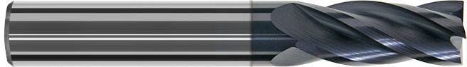FD204 - Karbür Freze, Kýsa