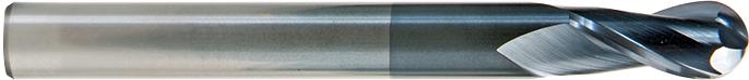 FK402 - Küresel Karbür Freze, Uzun