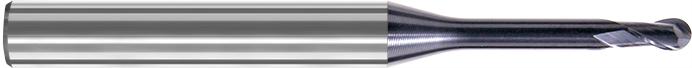 MCR402 - Küresel Karbür Freze, MicroCut